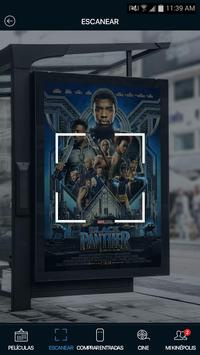 Kinepolis screenshot 1