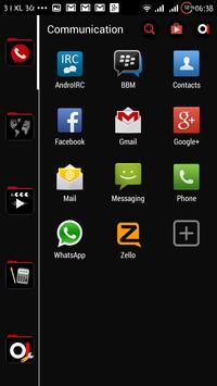 BLANKON SMART LAUNCHER THEME apk screenshot