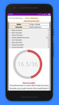 Horoscope Kundli Matching screenshot 7