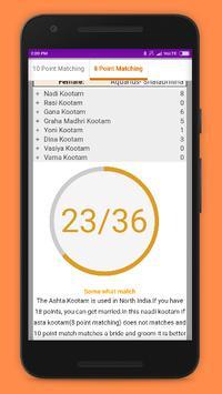 Horoscope Kundli Matching screenshot 6
