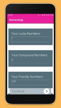 Numerology screenshot 5