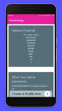 Numerology screenshot 3