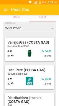 Fácil Gas screenshot 3