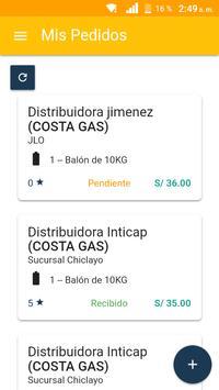 Fácil Gas screenshot 4