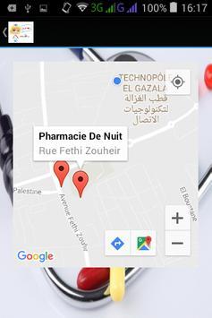 santé map apk screenshot