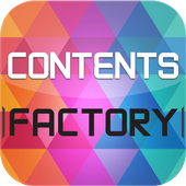 콘텐츠팩토리 Contents Factory icon