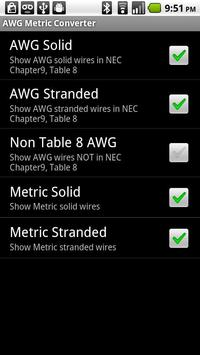 Awg metric wire converter apk download free productivity app for awg metric wire converter poster awg metric wire converter apk screenshot keyboard keysfo
