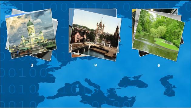 Jigsaw Puzzles Europe Capitals apk screenshot