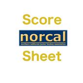NORCAL Score Sheet Sender icon