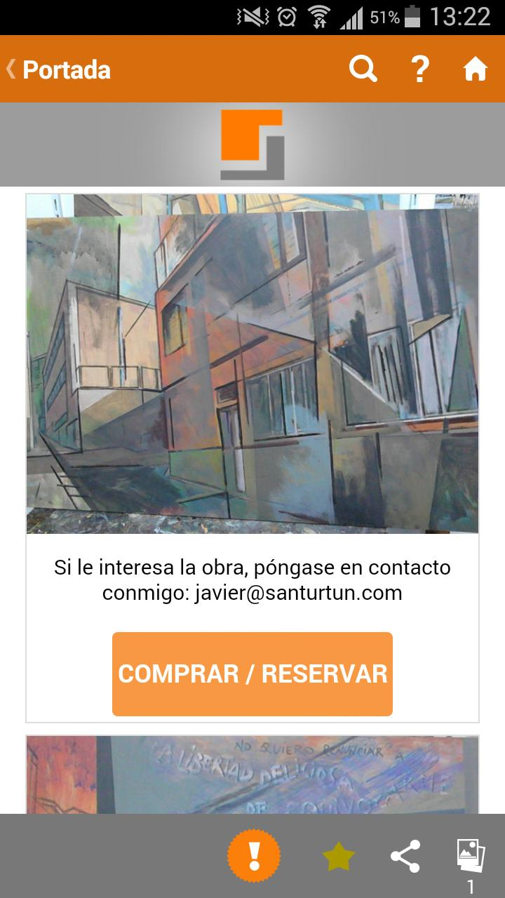 Javier Santurtún poster