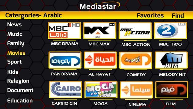 Mediastar-IPTV Pro screenshot 3