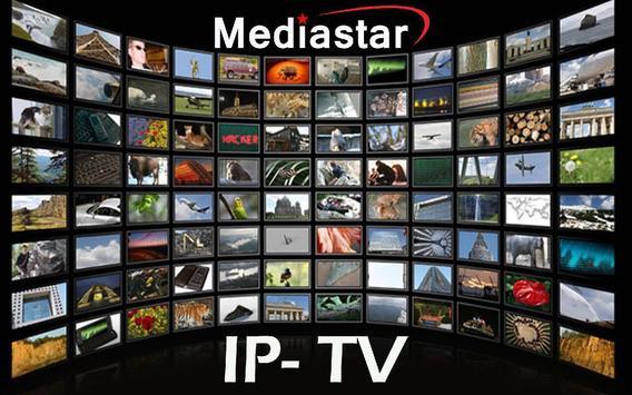 Mediastar-IPTV Pro poster