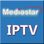Mediastar-IPTV Pro icon