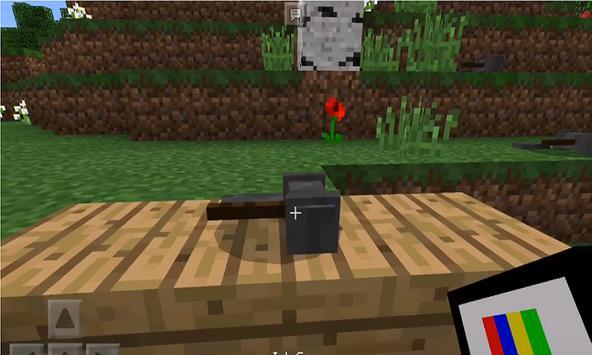 Addon Modern Tools for MCPE apk screenshot
