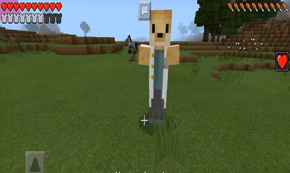 Doctor Doge Addon for MCPE apk screenshot