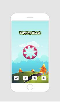 Tapping Wheel apk screenshot