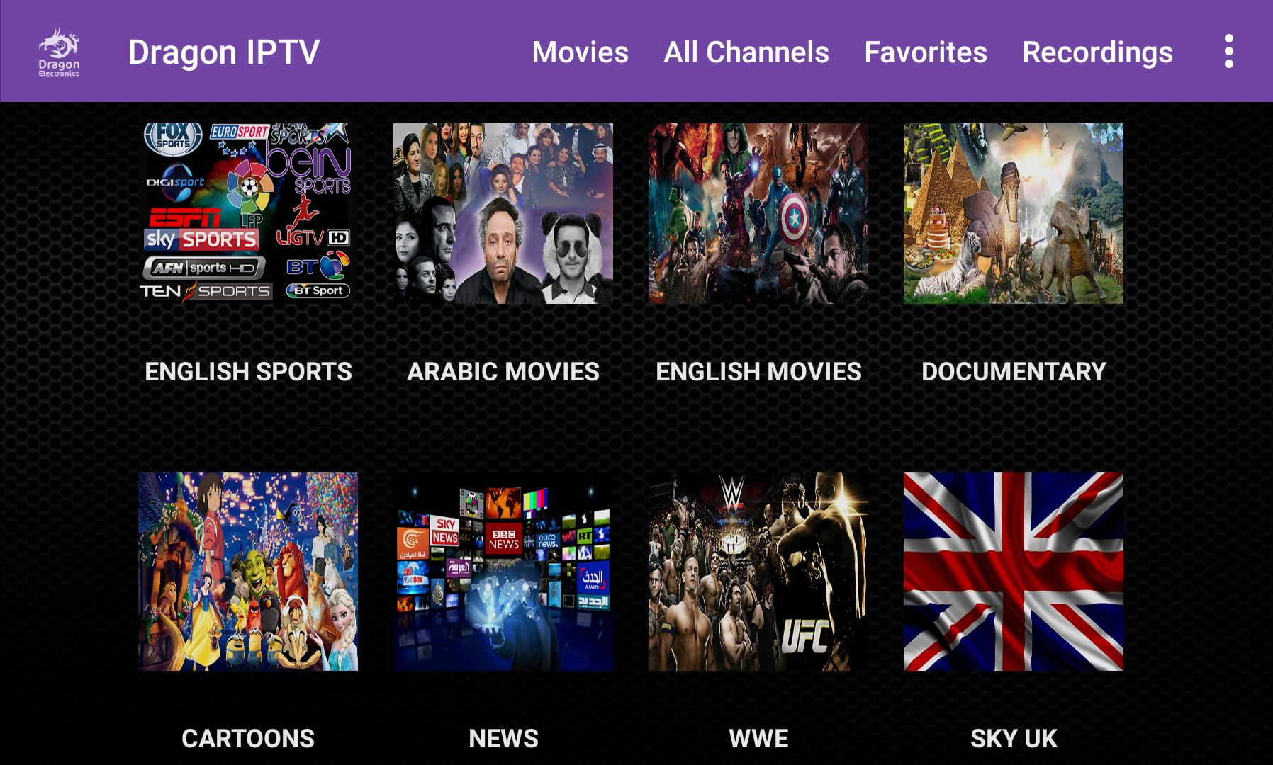 Dragon TV for Android - APK Download