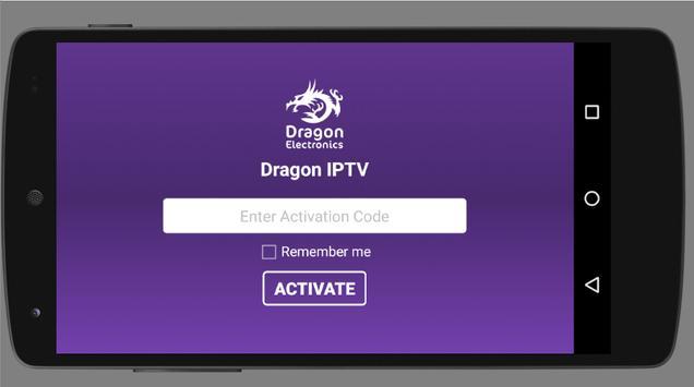 Dragon IPTV الملصق