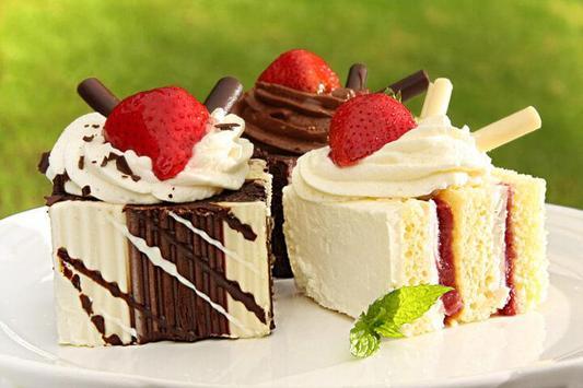 Dessert Recipes apk screenshot