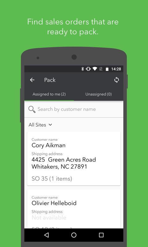 QuickBooks Desktop Warehouse for Android - APK Download