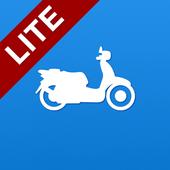 Teoriprovet Moped lite icon