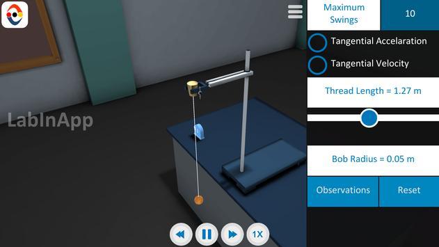 LabInApp Physics Demo screenshot 1