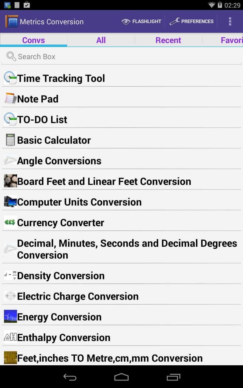 Metric Unit Converter for Android - APK Download