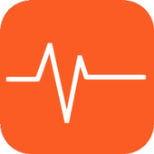 Mi Heart rate with Smart Alarm - be fit Band icon