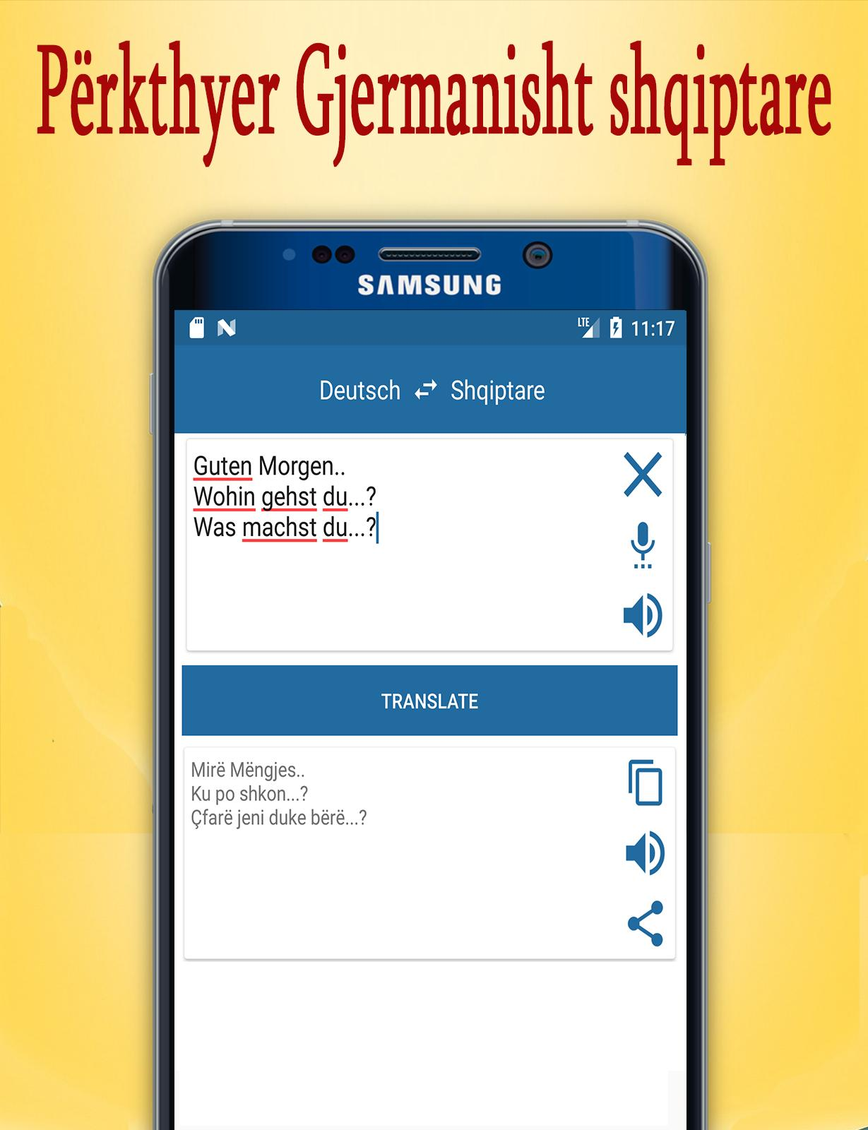 Albanian To Deutsch Translator For Android Apk Download