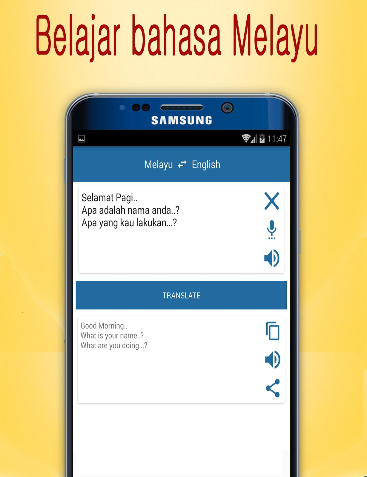 Malay To English Translator For Android Apk Download