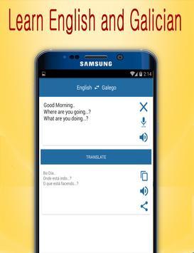 Galician to English Translator screenshot 2