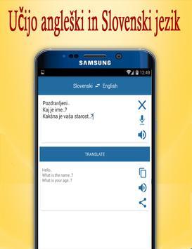 Slovenian to English Translator screenshot 5