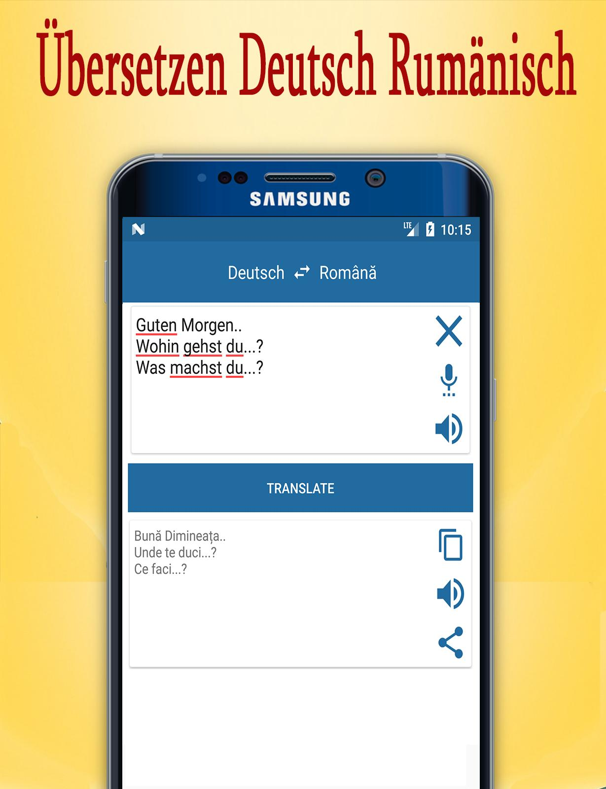German To Romanian Translator For Android Apk Download
