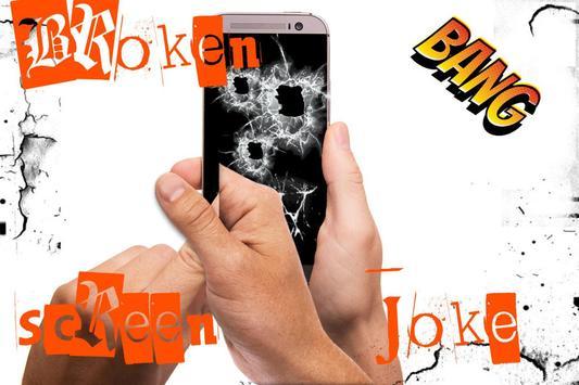 Broken Screen Joke apk screenshot