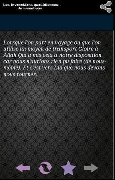 Invocations Islamiques screenshot 17