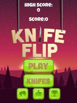Flipping Knife - Flippy Knife apk screenshot