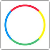 Color Round - Crazy Colors icon