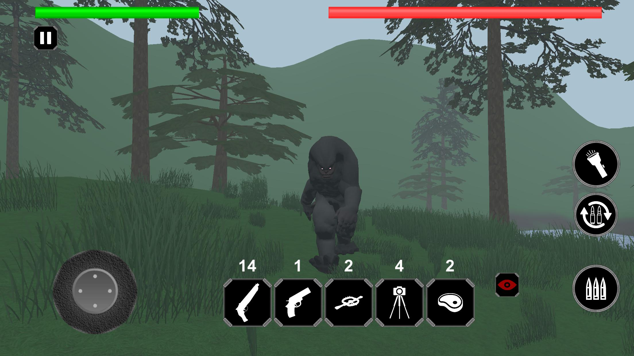Finding Bigfoot - Yeti Monster Hunter for Android - APK Download