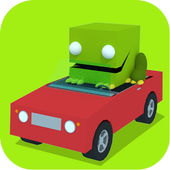 Crossy Frog for Frogger icon