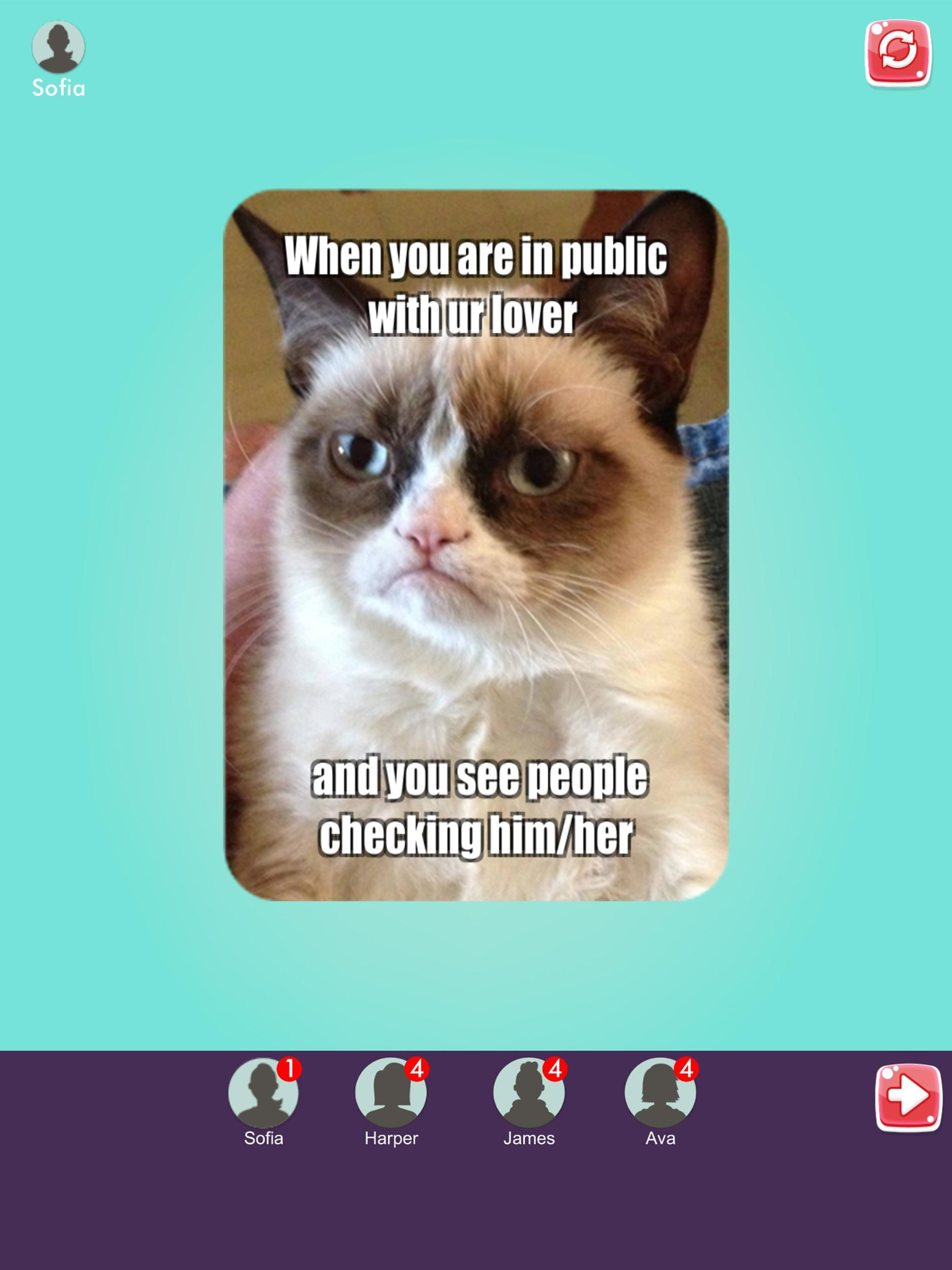 What do you meme app - Adult party game for Android - APK