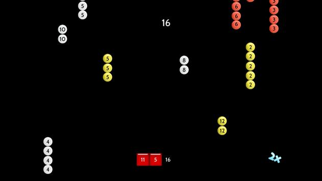 Balls VS Block Snake - A Snake Crash Game screenshot 1