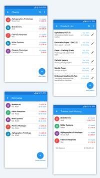 simple invoice manager apk download free business app for android