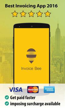 Invoice Bee poster