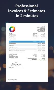Invoice Bee apk screenshot