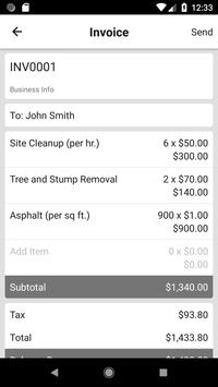 Invoice Simple Lite For Android APK Download - Invoice simple apk