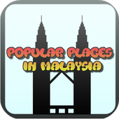 Popular Places In Malaysia icon