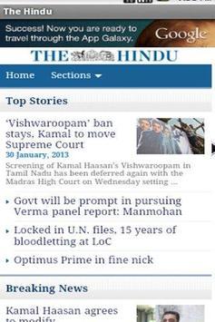 News apk screenshot