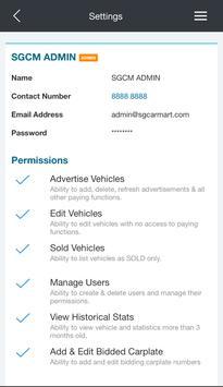 sgCarMart Dealer apk screenshot