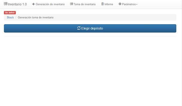 Itris Inventario screenshot 1