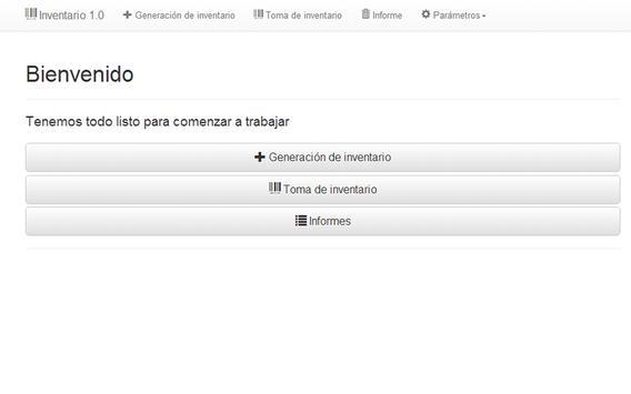 Itris Inventario screenshot 6